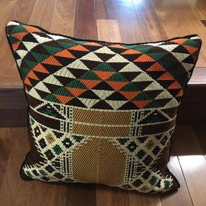 Hand made boho pillow case